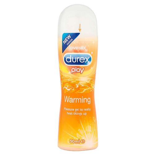Durex Play Warming Gel Lubricant 50ml