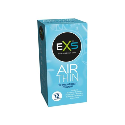 EXS Air Thin 12 kpl, ohut kondomi